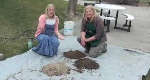 Square Foot Gardening 101: Mixing Mel's Mix CORRECTLY!