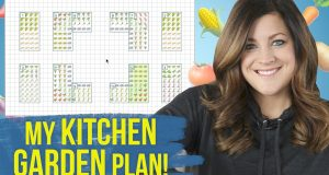 My Kitchen Garden Plan // Garden Answer